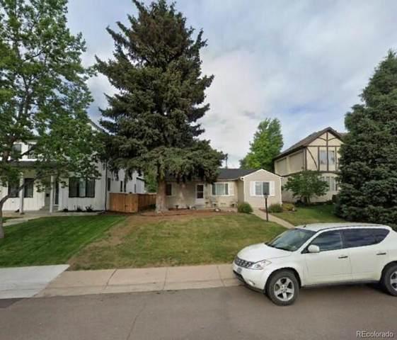 2686 S Madison Street, Denver, CO 80210 (#8516640) :: Briggs American Properties