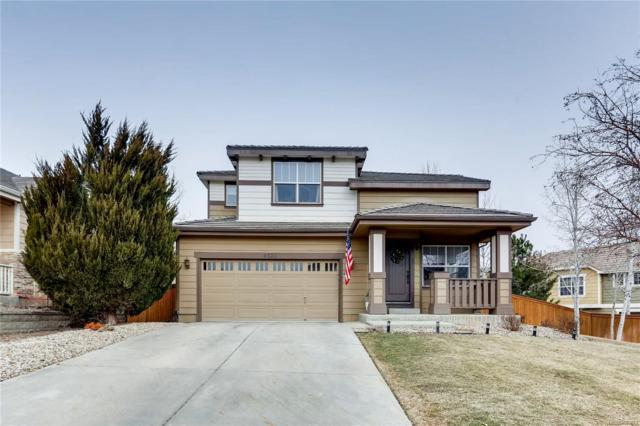 9520 Longstone Drive, Parker, CO 80134 (#8516930) :: The Heyl Group at Keller Williams
