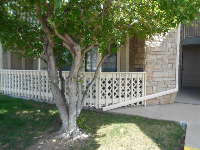 8335 Fairmount Drive #107, Denver, CO 80247 (#8516949) :: House Hunters Colorado