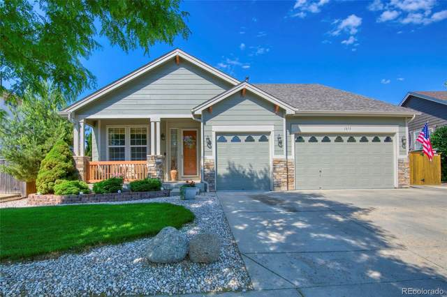 1875 Ute Creek Drive, Longmont, CO 80504 (#8516992) :: The DeGrood Team