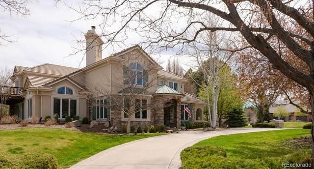 5690 S Beech Circle, Greenwood Village, CO 80121 (#8517140) :: Compass Colorado Realty