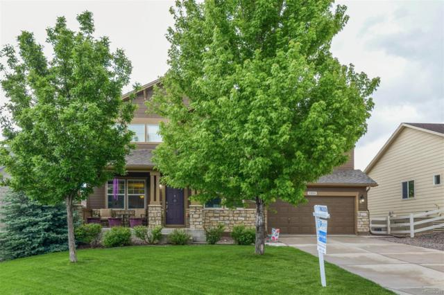 3884 Deer Valley Drive, Castle Rock, CO 80104 (#8517267) :: The Galo Garrido Group