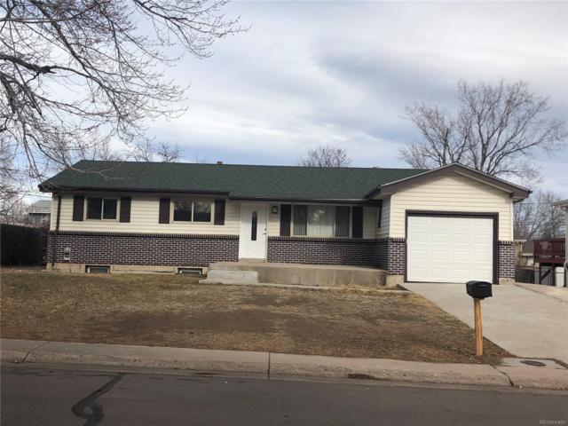7445 W Bails Avenue, Lakewood, CO 80232 (#8517446) :: The Peak Properties Group