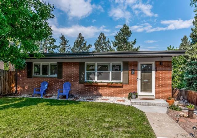 681 S Simms Street, Lakewood, CO 80228 (#8517632) :: The Dixon Group