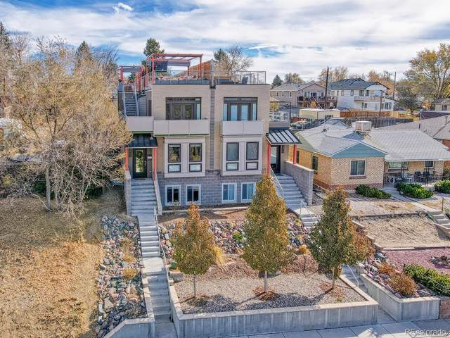 2860 S Sherman Street, Englewood, CO 80113 (#8517633) :: Mile High Luxury Real Estate