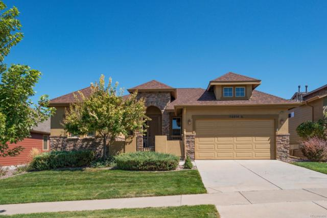 12014 S Allerton Circle, Parker, CO 80138 (#8517901) :: The DeGrood Team