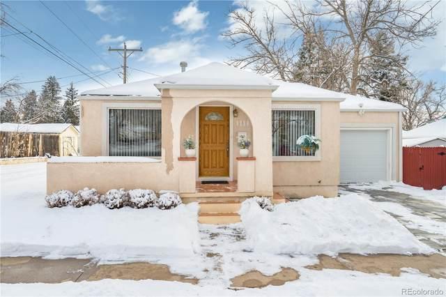 1111 E Yampa Street, Colorado Springs, CO 80903 (#8518171) :: The Dixon Group