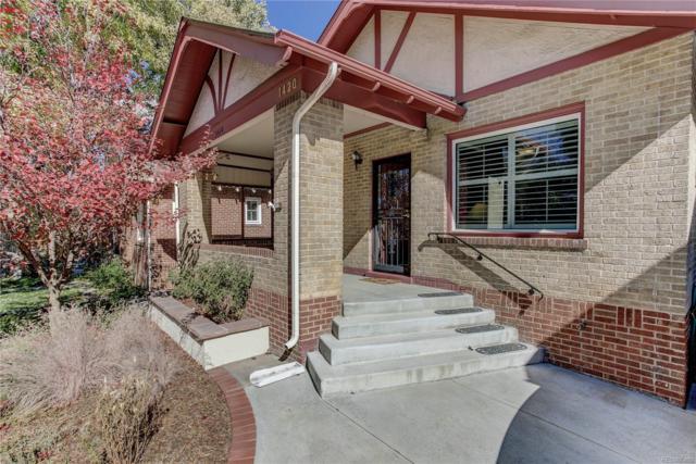 1420 Dahlia Street, Denver, CO 80220 (#8518395) :: Wisdom Real Estate