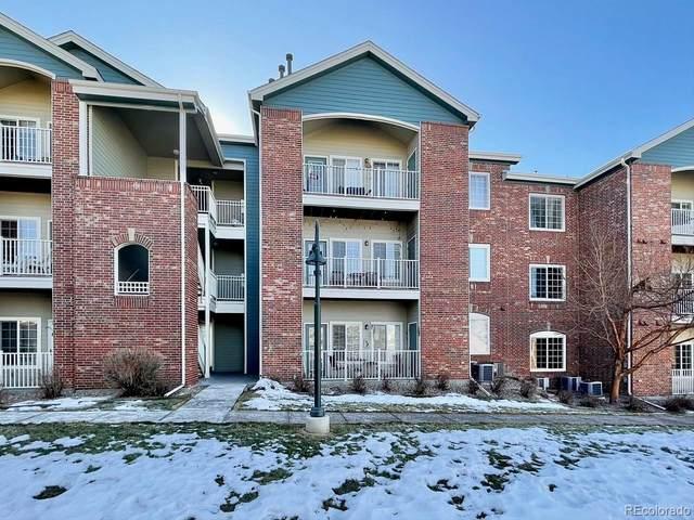 2705 S Danube Way #205, Aurora, CO 80013 (MLS #8518469) :: 8z Real Estate