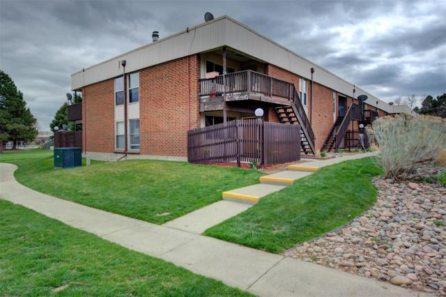 3663 S Sheridan Boulevard #8, Denver, CO 80235 (#8518639) :: House Hunters Colorado