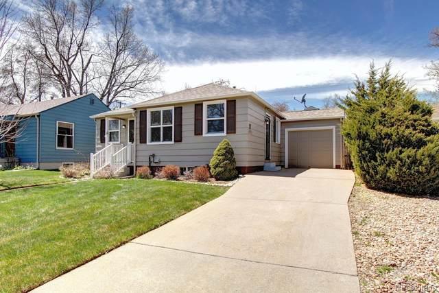 2651 S Gaylord Street, Denver, CO 80210 (#8518718) :: Briggs American Properties