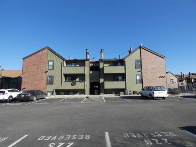 11955 E Harvard Avenue #203, Aurora, CO 80014 (#8519084) :: 5281 Exclusive Homes Realty