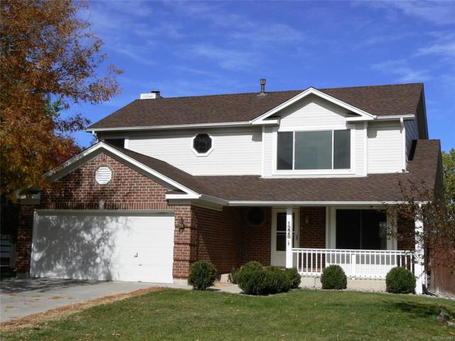 1228 Canoe Creek Drive, Colorado Springs, CO 80906 (#8519164) :: The Thayer Group