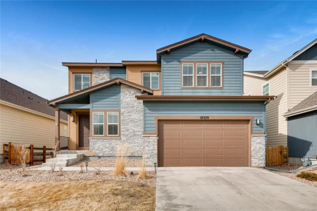 18329 W 84th Place, Arvada, CO 80007 (MLS #8519285) :: Kittle Real Estate