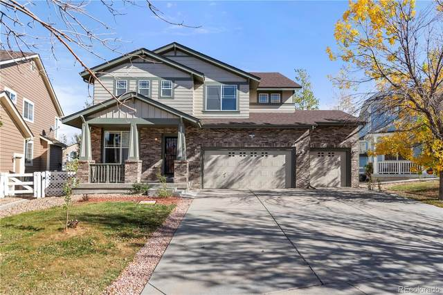 1458 S Grand Baker Circle, Aurora, CO 80018 (MLS #8519654) :: Kittle Real Estate