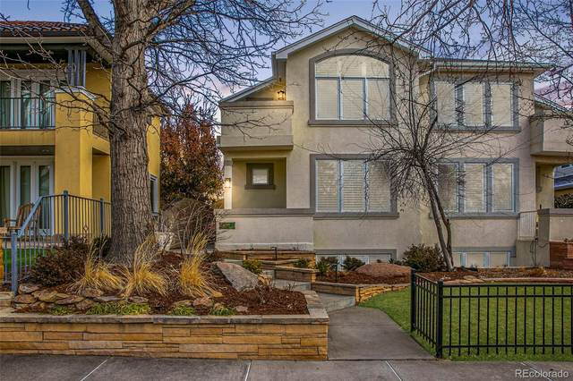 244 Jackson Street, Denver, CO 80206 (#8519879) :: The Scott Futa Home Team