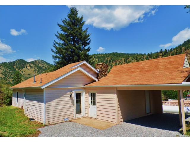 2329 Miner Street, Idaho Springs, CO 80452 (MLS #8519912) :: 8z Real Estate