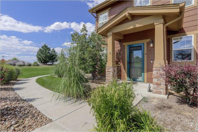 10451 Truckee Street 2A, Commerce City, CO 80022 (#8520324) :: The Peak Properties Group