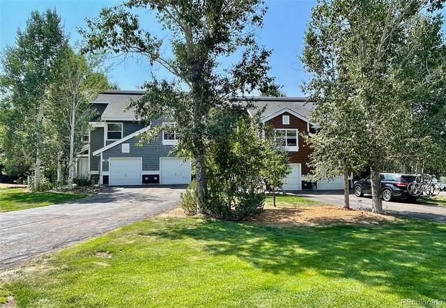 510 Mountain Vista Circle #45, Steamboat Springs, CO 80487 (#8520613) :: The Artisan Group at Keller Williams Premier Realty