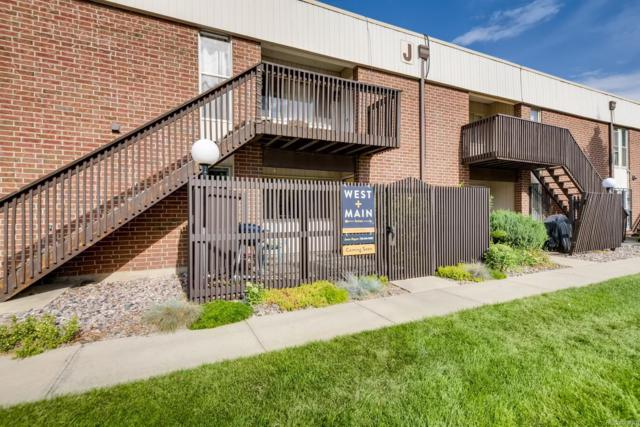 3663 S Sheridan Boulevard J7, Denver, CO 80235 (#8520618) :: RazrGroup