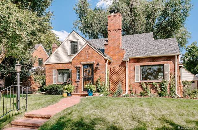 960 S Fillmore Way, Denver, CO 80209 (#8520708) :: Bring Home Denver with Keller Williams Downtown Realty LLC