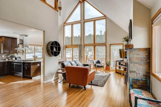 10757 Snowy Trail, Conifer, CO 80433 (MLS #8520833) :: The Sam Biller Home Team