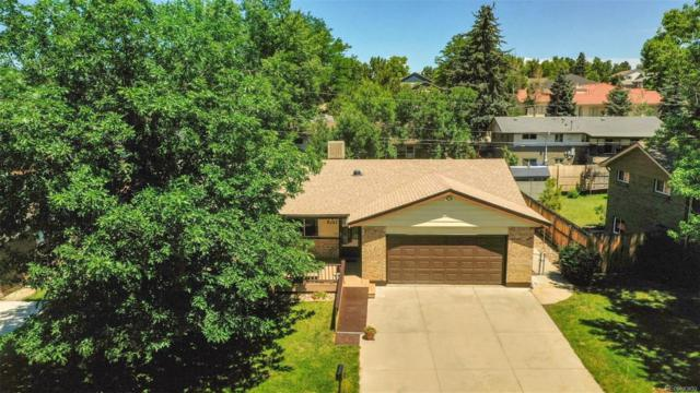 9327 W 66th Place, Arvada, CO 80004 (#8521256) :: The Galo Garrido Group