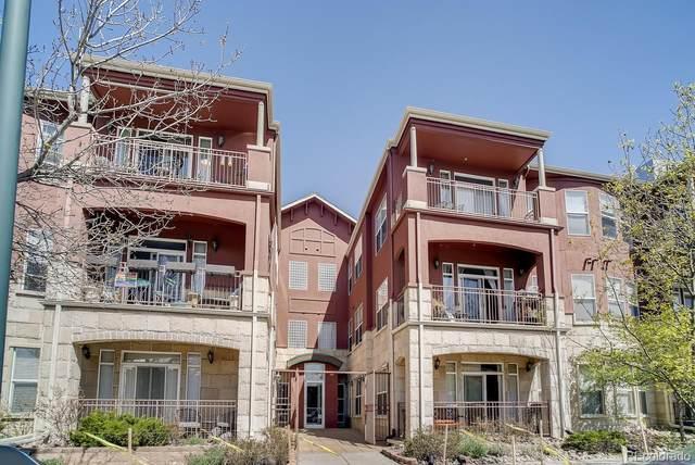 2100 N Humboldt Street #206, Denver, CO 80205 (#8521447) :: Briggs American Properties