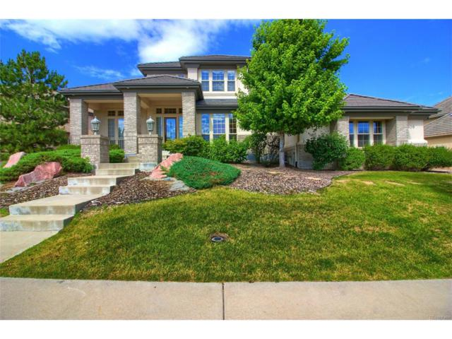 9509 S Silent Hills Drive, Lone Tree, CO 80124 (#8521581) :: The Thayer Group