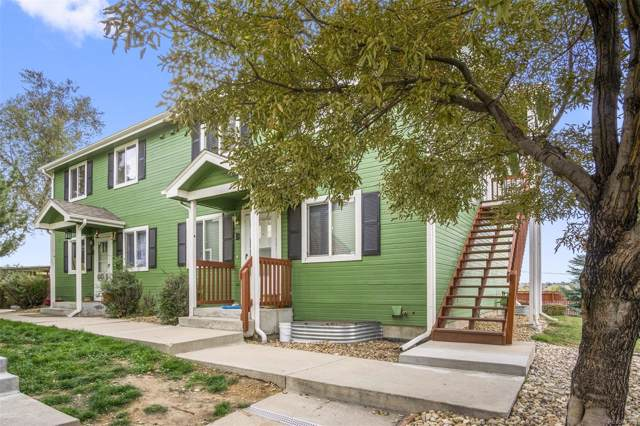 3230 W Girard Avenue D, Englewood, CO 80110 (#8521717) :: The Griffith Home Team