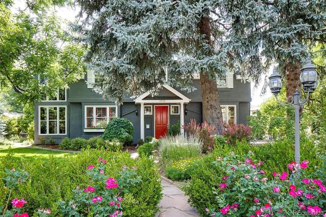 2603 S Clayton Street, Denver, CO 80210 (#8521881) :: Mile High Luxury Real Estate