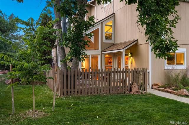 3483 Cripple Creek Square A17, Boulder, CO 80305 (#8522226) :: Wisdom Real Estate