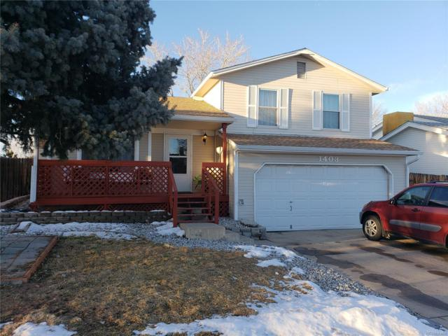1403 S Biscay Way, Aurora, CO 80017 (MLS #8522337) :: Kittle Real Estate