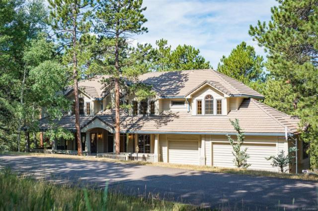 2763 Cortina Lane, Evergreen, CO 80439 (#8522684) :: The Peak Properties Group