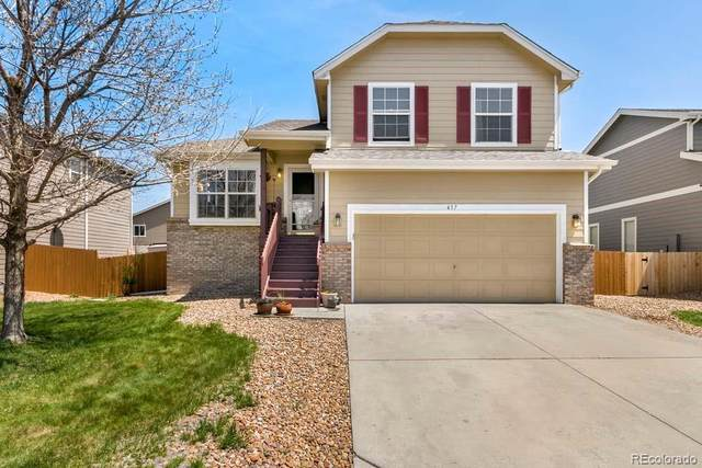 437 Heritage Lane, Johnstown, CO 80534 (MLS #8523343) :: 8z Real Estate