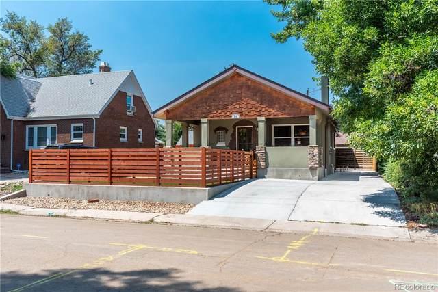 915 Kearney Street, Denver, CO 80220 (MLS #8523452) :: Clare Day with Keller Williams Advantage Realty LLC