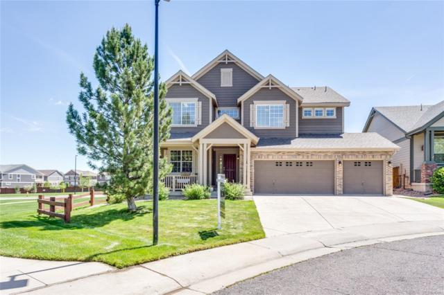 9684 Crowsley Court, Parker, CO 80134 (#8523674) :: The Heyl Group at Keller Williams