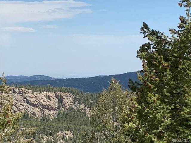 10269 Christopher Drive, Conifer, CO 80433 (MLS #8523737) :: 8z Real Estate