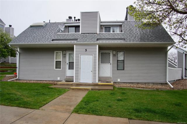 8701 Huron Street 5-104, Thornton, CO 80260 (#8523800) :: Colorado Home Finder Realty