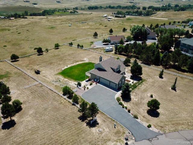 41402 Countryside Circle, Parker, CO 80138 (#8523886) :: Hometrackr Denver