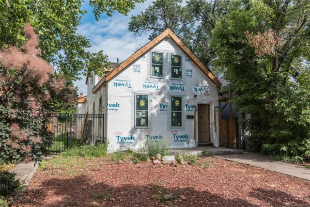 2723 Champa Street, Denver, CO 80205 (MLS #8524352) :: The Space Agency - Northern Colorado Team