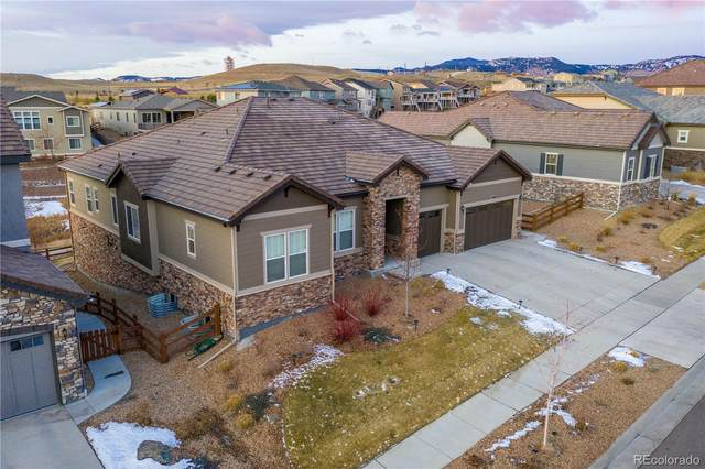 16862 W 94th Place, Arvada, CO 80007 (#8524599) :: The Dixon Group