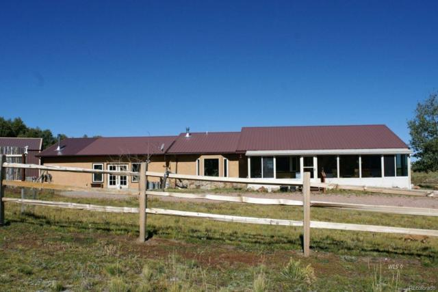 1745 Co Rd 358, Westcliffe, CO 81252 (#8524639) :: The Healey Group