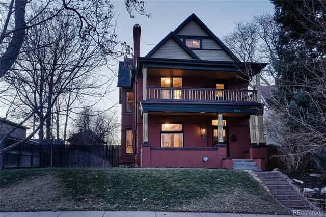 2521 Vine Street, Denver, CO 80205 (MLS #8524669) :: 8z Real Estate