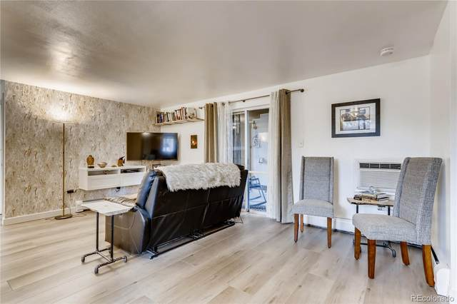 2700 S Holly Street #108, Denver, CO 80222 (#8524700) :: The Healey Group