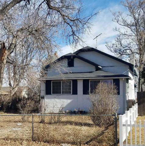 3326 Cherry Street, Denver, CO 80207 (#8525182) :: HomePopper