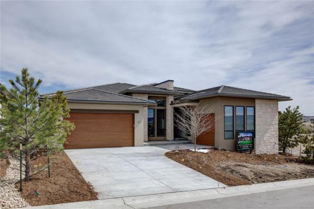 1179 Lost Elk Circle, Castle Rock, CO 80108 (#8525628) :: Mile High Luxury Real Estate