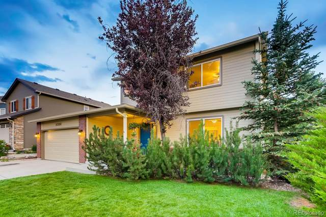 2086 Shiloh Drive, Castle Rock, CO 80104 (MLS #8525631) :: 8z Real Estate