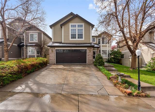 17051 E Carr Avenue, Parker, CO 80134 (#8525821) :: The Healey Group