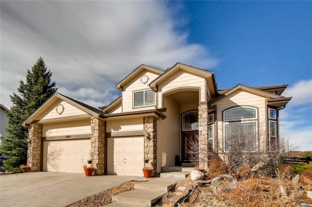 6670 Solana Drive, Castle Pines, CO 80108 (#8525904) :: The HomeSmiths Team - Keller Williams